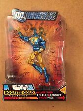 Mattel DC Universe Classics Booster Gold Variant Figure MOC DCUC