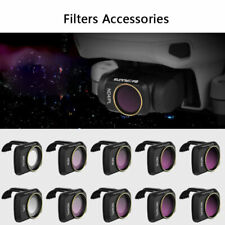 Portable Mini 2 Filters Uv Nd Cpl Set Camera Lens Filter Mini Accessories