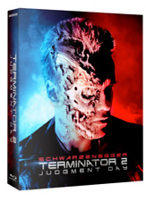Terminator 2 Judgment Day 3D REGION-FREE LENTICULAR CASE STEELBOOK, Film Arena