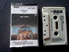ABBA ARRIVAL CASSETTE TAPE AUSTRALIA LIKE NEW