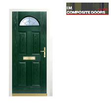 Bannockburn Deco Porta composito (£ 655 completamente montato)