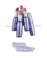 *MAYBELLINE* Lip Stick/Color FOREVER METALLICS Discontinued NEW *YOU CHOOSE* 1/3