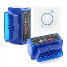 ELM327 V2.1 OBD2 CAN-BUS OBDII Voiture Bluetooth Scanner Interface de Diagnostic