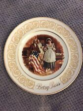 Betsy Ross Avon collectible plate 1973 - Used - Great Condition