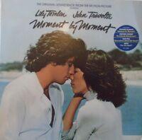 MOMENT BY MOMENT - Original Soundtrack ~ VINYL LP US PRESS PROMO