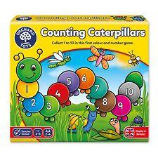 Orchard Toys-Counting Caterpillars, Educational Recueillir et compter Jeu