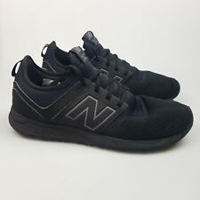 Men's NEW BALANCE '247' Sz 9.5 US Runners Black Shoes VGCon | 3+ Extra 10% Off