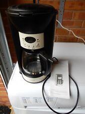 Logik Digital Coffee Maker in Black