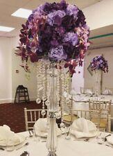 Artificial Flower Ball Purple Bouquet Wedding Kissing Ball Home Decor 30cm