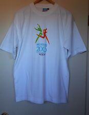 Mens Melbourne 2006   Size M Short Sleeve Cotton Tee Shirt - RRP $ 45.00