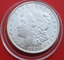 USA-Amerika: 1 Morgan Dollar 1921-P Silver, KM# 110, #F1818