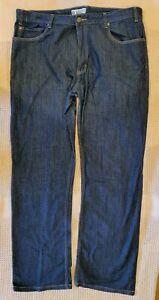 Mens Chisel Jeans straight cut, blue size 44