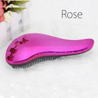 Hair Brush Brainbow Anti Static Carbon Combs Brushes Pro Styling 1 Pcs Salon 2