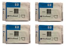 4 x HP Druckkopf DesignJet 1050C 1055CM / Nr. 80 C4820A C4821A -C4823A Printhead