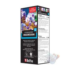 Red SEA Reef Foundation C 500 ml Magnesio Mg Corallo Acquario Fish Tank supplemento
