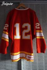 New listing Mitchell & Ness Tom Lysiak 1974-1975 Atlanta Flames Ice Hockey Jersey Size 48