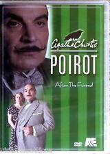 Agatha Christie's POIROT - After The Funeral - David Suchet - DVD