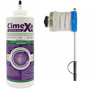 CimeXa Bed Bug Powder Dust Kit Insecticide Dust and Hand Duster Bed Bug Killer