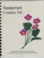 NJ SOMERSET County SOMERVILLE~BASKINGRIDGE~New Jersey 1847 Howe/Barber History