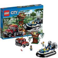 Lego City Police Hovercraft Arrest 60071