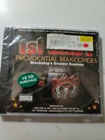 1st Lady Presidential Makeovers cd new sealed ultra rare