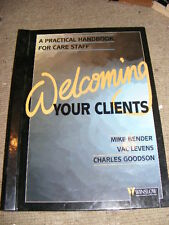 Welcoming Your Clients Practical handbook for Care Staff HB health & welfare