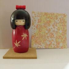 Cute Wooden Doll *** Little Girl / Kokeshi poupée japonaise *** Petite Fille