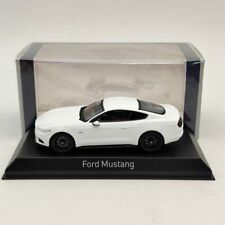 Norev 1:43 Ford Mustang GT Diecast Models Limited Edition Collection White