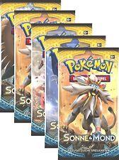 1 Pokemon Booster Pack ***Sonne & Mond*** in deutsch => NEU & OVP