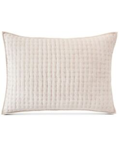 Hotel Collection Standard Pillow Sham Velvet Quilted E92317