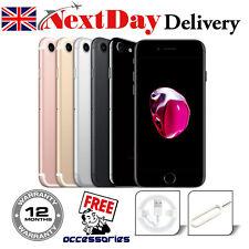 Apple iPhone 7 32GB 128GB 256GB Unlocked Sim Free Smartphone All Colours & Grade