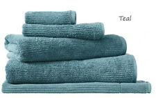 1 X Sheridan Trenton Bath Sheet / King Towel Teal