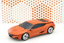 MODEL DIECAST BMW M1 HOMMAGE 1:18 ORANGE