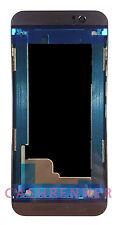 Vordere Rahmen Gehäuse GR LCD Frame Housing Cover Display Bezel HTC One M9