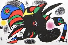 Joan Miro original lithograph 879898