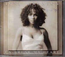 Toni Braxton- Un Break my Heart cd maxi single