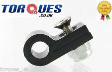 AN -3 (AN3 AN03) Black 6.4mm O.D Brake / Oil Hose Clamp