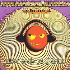Happy Hardcore Foundation 2 1999 . EXLIBRARY *NO CASE DISC ONLY*