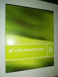 Macromedia Dreamweaver 8 for Mac/Windows XP