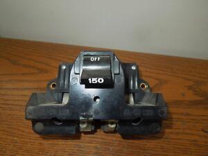 FPE Type 2B 150A 2p 120/240VAC Main Breaker Used