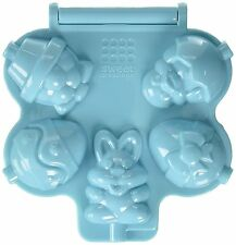 NEW SWEET CREATIONS SPRING EASTER CAKE POP MOLD BUNNY RABBIT CHICK & EGGS