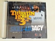 J-love Thirstin Howl the 3rd Skill Legacy  limited release cd lo Life's