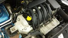 02 CLIO MK2 1.4 16V 5 SPEED MANUAL GEARBOX GEAR BOX
