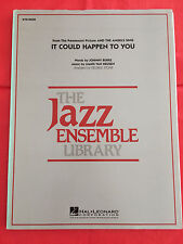 It Could Happen To You, arr. George Stone, Big Band