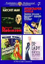 FORBIDDEN HOLLYWOOD COLLECTION: Volume 7 (4 Disc) -  Region Free DVD - Sealed