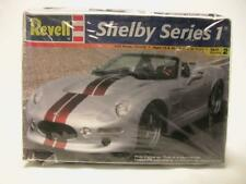 1/24 Revell Shelby Series 1 One Exotic Sports Car Plastic Model Kit NEW 2534