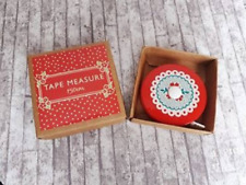 "Flower Tape Measure 150cm 60"" Gift For Her Mum Sewing Present Vintage Tailor UK"