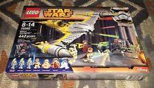 NEW Lego 75092 Star Wars Naboo Starfighter