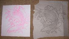 JOE CAPOBIANCO Fish 1 Original Ink & Color Pencil from BITE ME Sketchbook