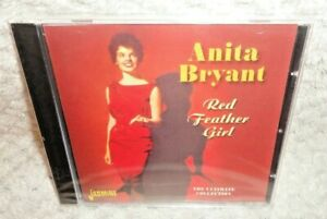 Anita Bryant Red Feather Girl The Ultimate Collection (CD, 2010) NEW & SEALED